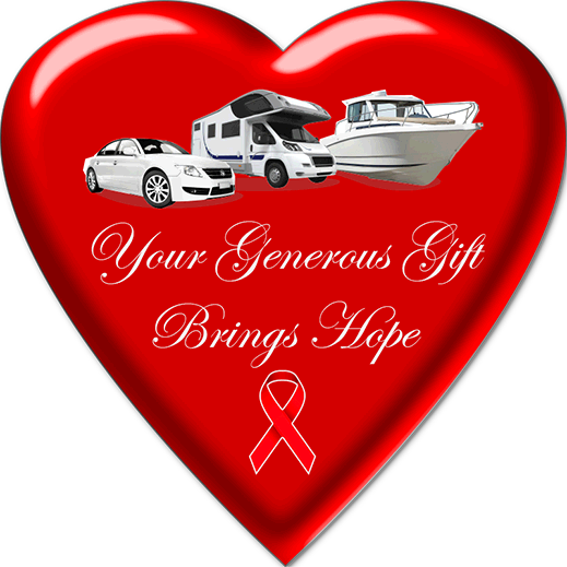Car Donation to Charity AIDSNET