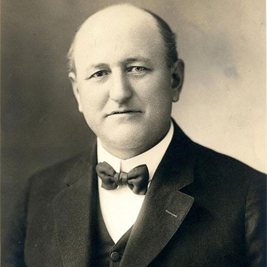 Reverend Edgar J. Helms
