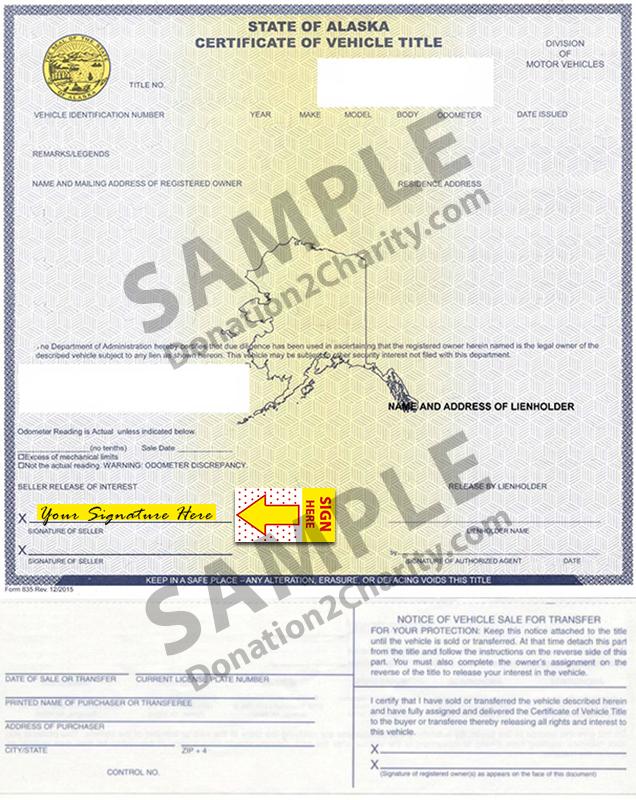 Alaska Form Page 1