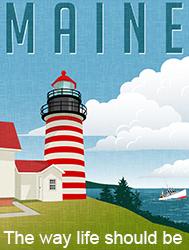 Discover Maine