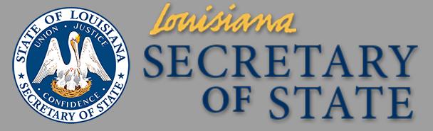 Louisiana Secretary of State
