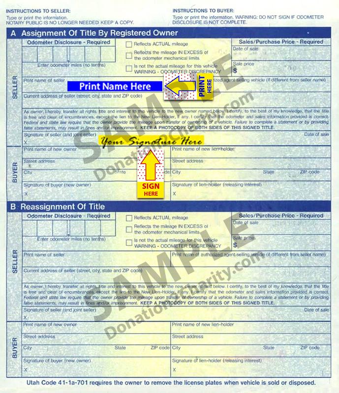 Utah Form Page 2