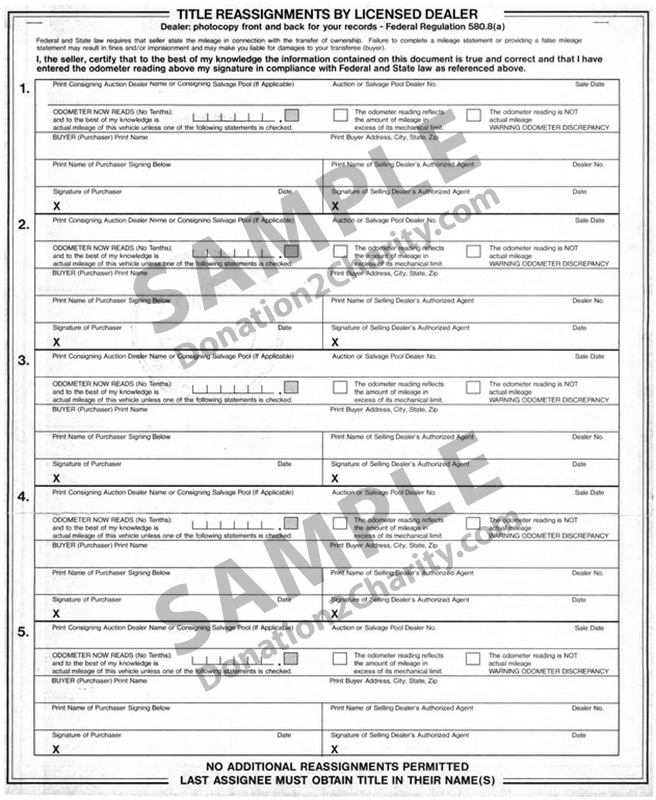 Wisconsin Form Page 2