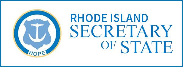 Rhode Island Secretary of State